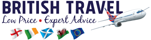 British Travel Logo